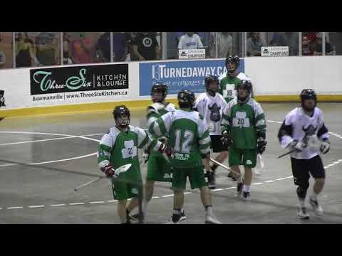 Green Gaels vs Orangeville Northmen Game 5