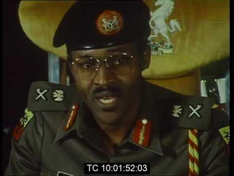 gen.-buhari-outlines-his-social-&-economic-policies-and-criticises-shagari's-govt.- -january-1984