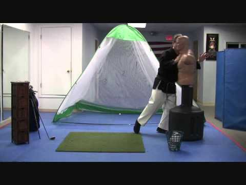 Golf Swing Lessons: Biomechanics of The Golf Swing: Master Teacher on YouTube Sifu Richard Silva