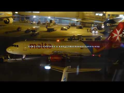 Gulf Air - GF006 & GF562 - LHR-BAH-MCT - A330-200 & A320-200