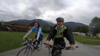 Rakousko na kole 2015 - Alpina