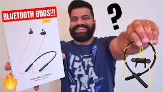 Realme Buds Wireless Unboxing & Music Experience - The BEST Value🔥🔥🔥