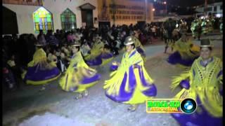 Festividad Virgen de Copacabana 2015 Tacna - Morenada Señorial Central Tacna