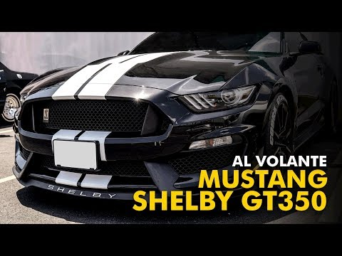 Review Mustang Shelby GT350 - Econoparts