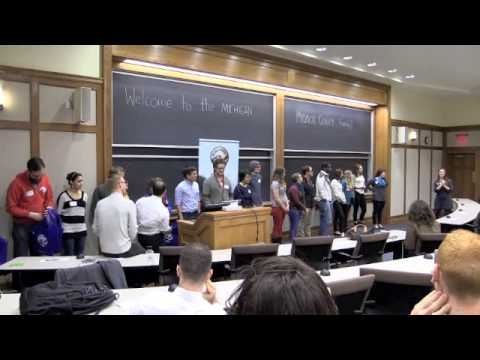 Peace Corps and University of Michigan Nomination and Send-off Party 2015