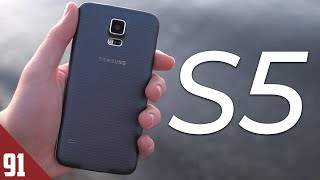 Using the Samsung Galaxy S5, 6 years later - Review