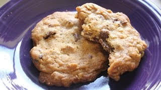 How To Make Granola Chocolate Chip Cookies