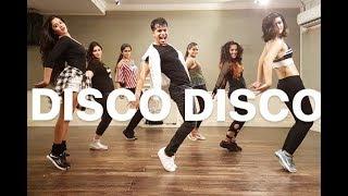 Disco Disco: A Gentleman - Sundar, Susheel, Risky| Dance cover by Aadil Khan | Sidharth,Jacqueline |