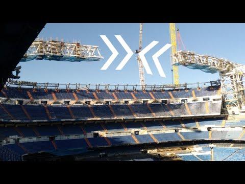 🔴OBRAS (7 Septiembre) del SANTIAGO BERNABÉU - Nuevo Estadio Real Madrid // 7️⃣SEPTIEMBRE 2020