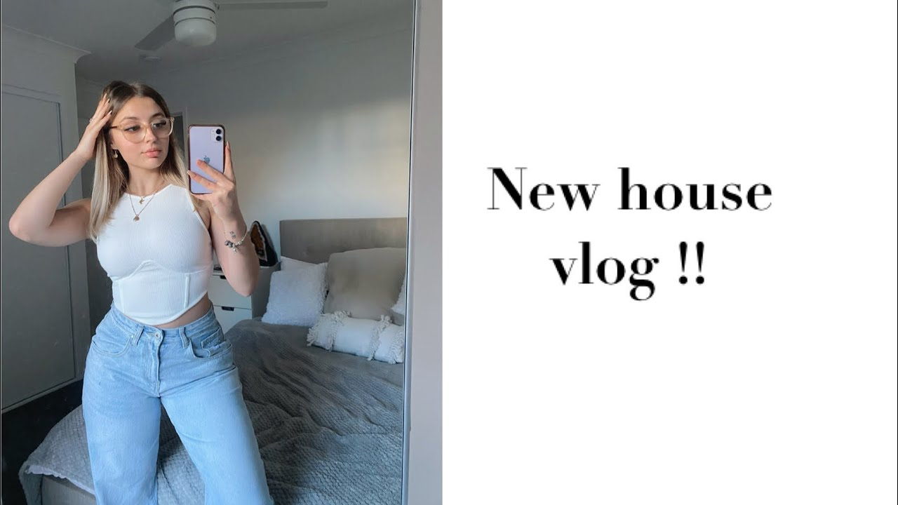 New house vlog !! | Lilith Cavaliere
