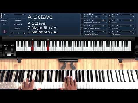 Let it Snow (by Boyz II Men & Brian McKnight) - Piano Tutorial