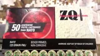 zqi 9mm ammo new packaging