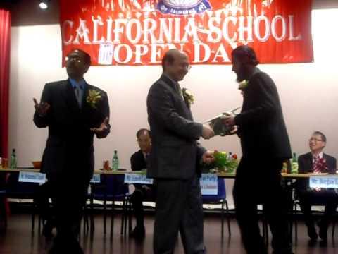 California School 17th Open Day