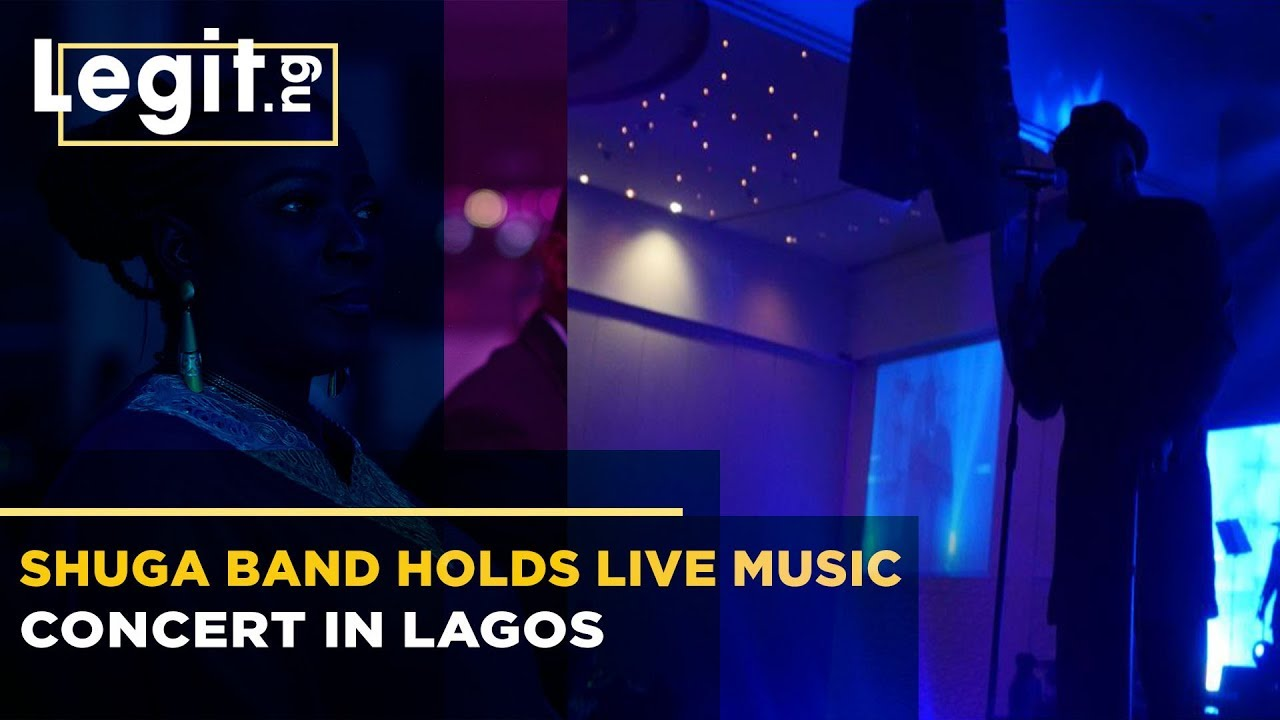 Nigeria Latest News: Shuga Band Holds Live Music Concert in Lagos | Legit TV