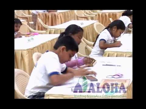 ALOHA NATIONAL LEVEL MENTAL MATH COMPETITION 2010 (Part 2)