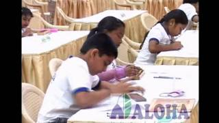ALOHA NATIONAL LEVEL MENTAL MATH COMPETITION 2010 (Part 2)