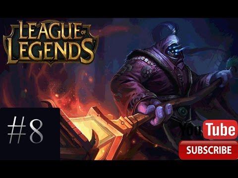 League of Legends #8 4คน 4คน 4คนอ้ายมา4คน