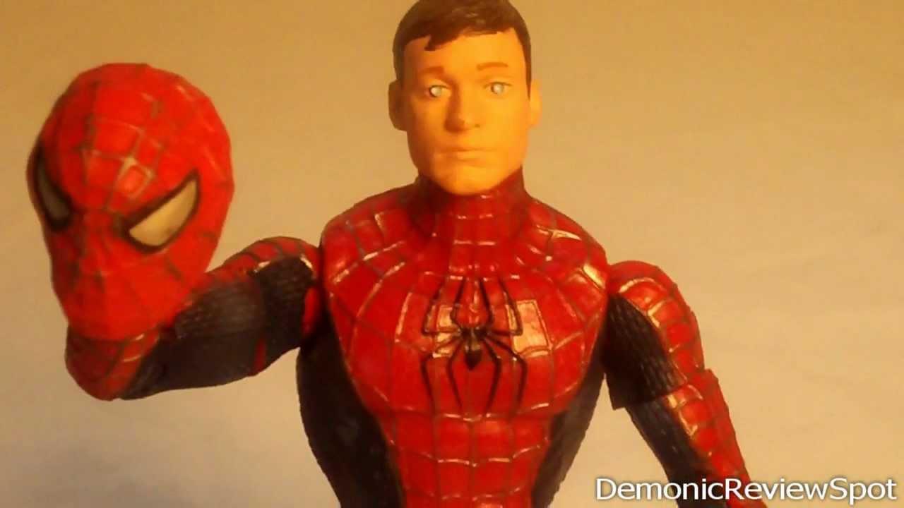 Wrestler Spider-Man Review - YouTube