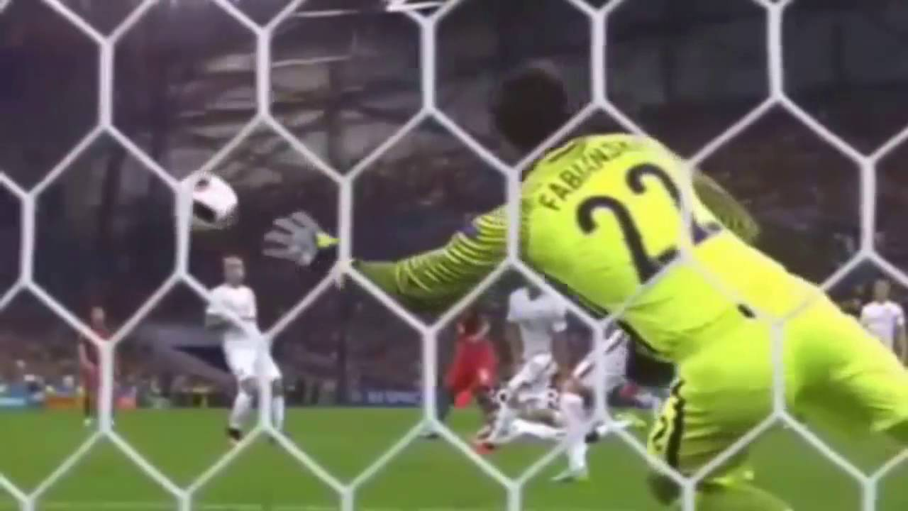 Poland VS Portugal 1-1 (3-5) All Penalty | All Goals  Highlights | EURO 2016 HD