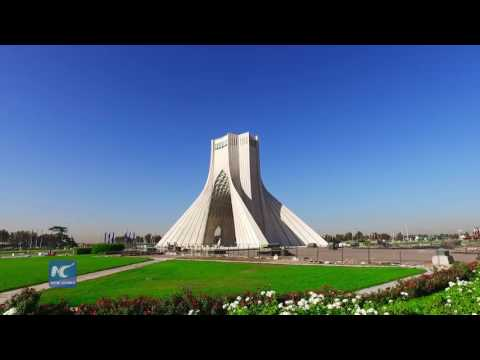 Hello, The Belt and Road: Iran