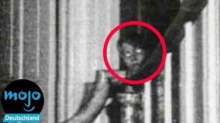 Top 10 Geister, dİe auf Fotos auftauchten