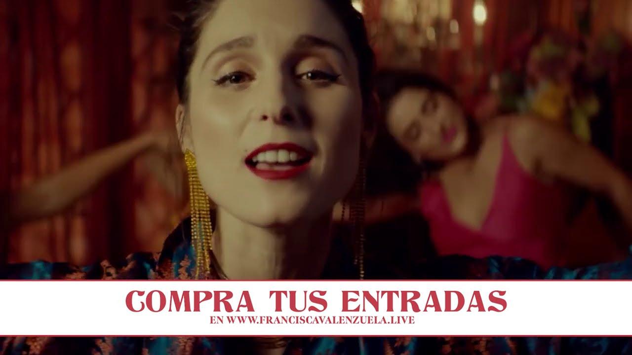 Francisca Valenzuela presenta La Fortaleza en Streaming. 12 Noviembre, 2020