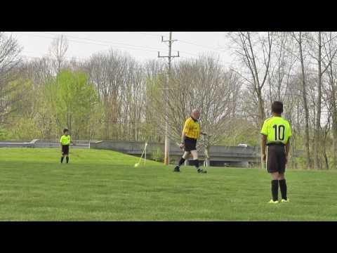 USF 11U Blue v. Westside 1st half - 4/15