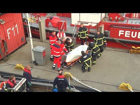 Vermisster Schotte in Hamburg: Hier wird Liam Colgans Leiche geborgen