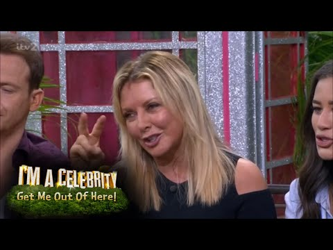 Extra Camp Discuss Stanley Johnson Getting into Number 10! | I'm A Celebrity... Extra Camp