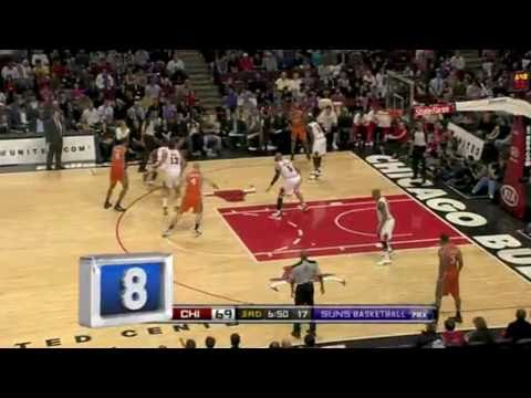 Top 10 Assists of the Year NBA - season 2010/11