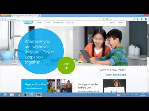 How To Get Skype For Desktop On Windows 8