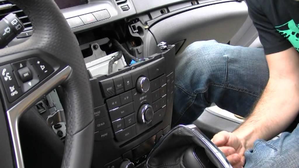 Brico Instalaci 243 N Mando Multifunci 243 N Opel Insignia Youtube