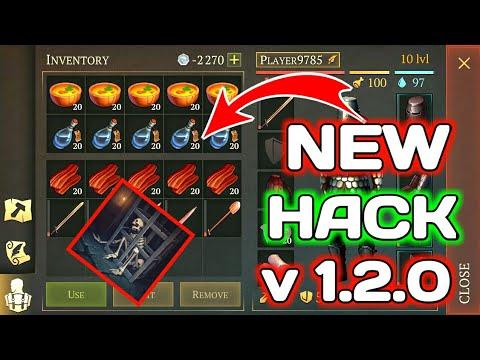 No Root Grim Soul Dark Fantasy Survival Mod Apk 1 2 0 Hack