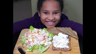 How to make Egg Mayo - Moiya Age 8 - Egg Mayonnaise - Basic Cooking Lessons - Youtube