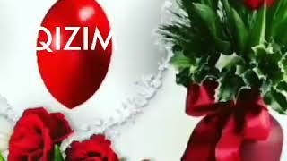 Скачать Ad Günü Mübarək Qizim