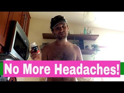 Do you suffer from post-run headaches?