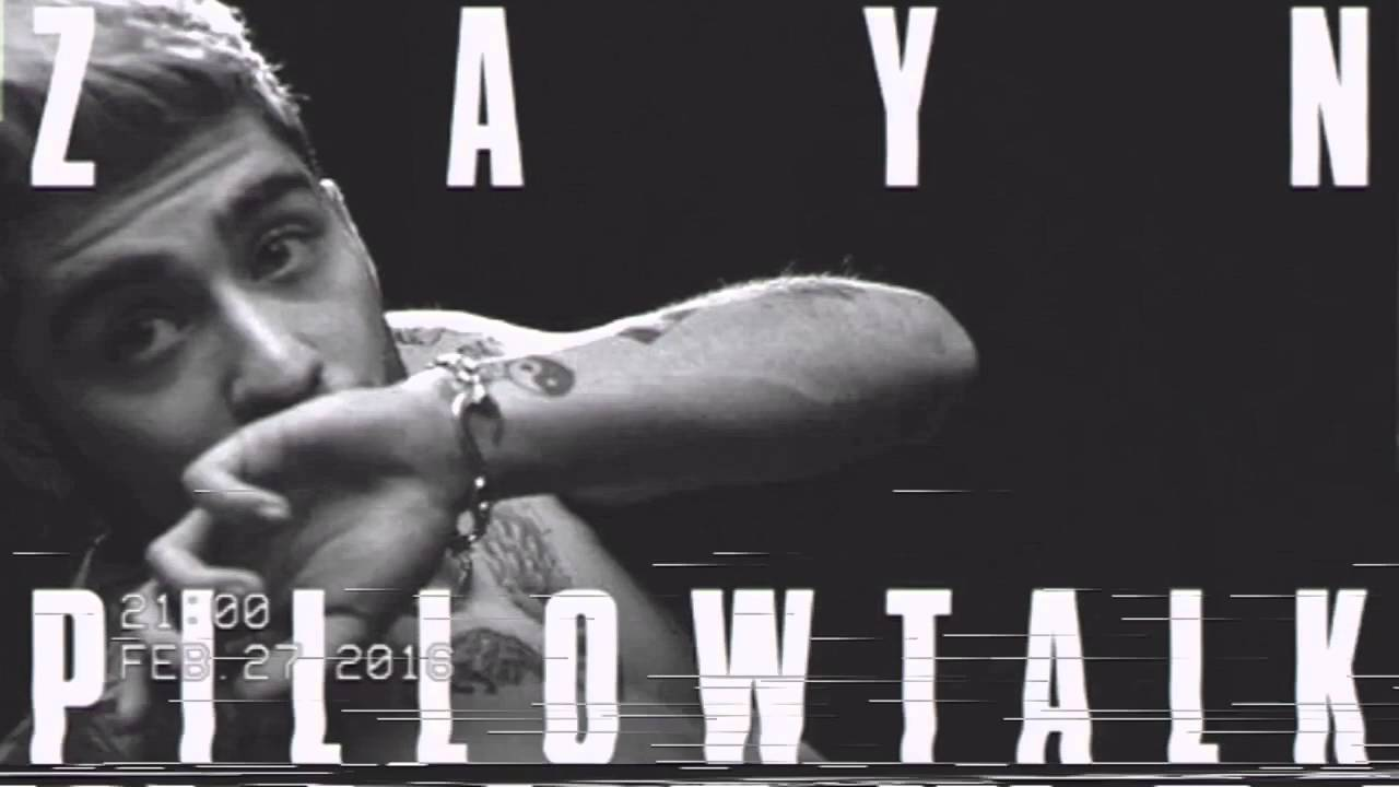 Download ZAYN – PILLOWTALK (The Living Room Session Empty Arena Edit)