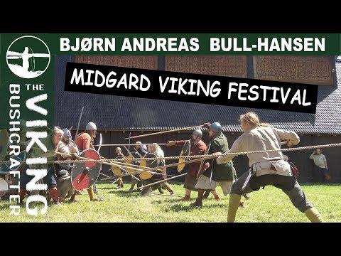 Midgard Viking Festival 2017 - Viking Battle, Crafts and Archery