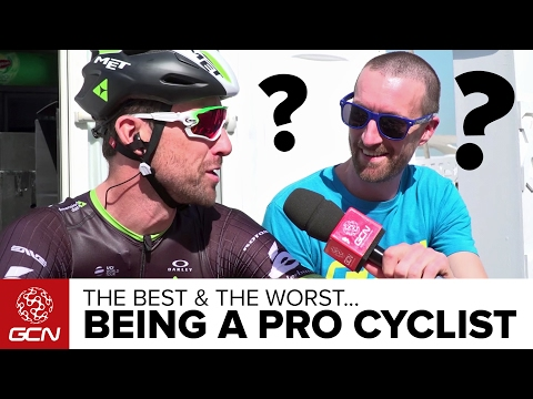 The Best (And Worst) Things About Being A Pro Cyclist