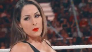 Nikki Bella & Brock Lesnar & Dean~ pain