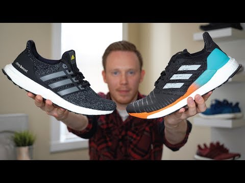 ADIDAS SOLARBOOST VS ULTRA BOOST COMPARISON