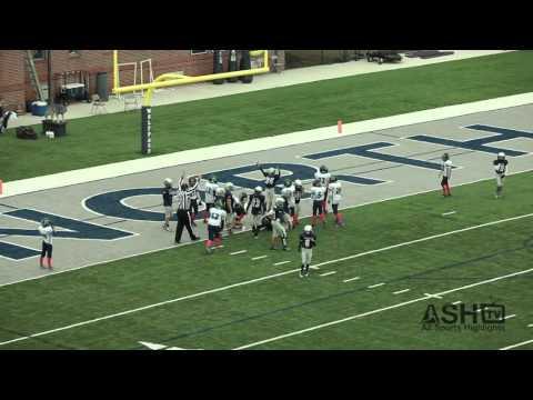 Game #8: Harrison Green Hoyas vs North Paulding Navy