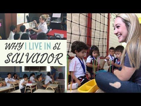 Why I Live In El Salvador