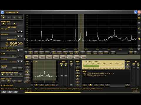 Radio Nikkei (Japan) 9595kHz 9/29/18 *21:55 ~UTC - The last broadcast on 9595kHz