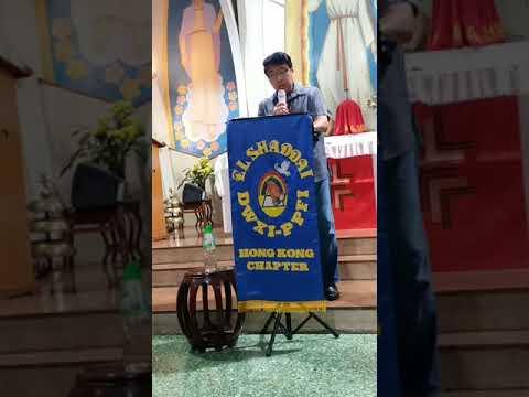 EL SHADDAI DWXI PRAYER PARTNERS INT'L  HONGKONG CHAPTER WEDNESDAY GROUP(25/4/2018)