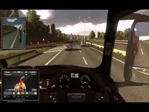 สิงห์รถบรรทุก (Eurotrucks2) กับ แสงสุดท้าย