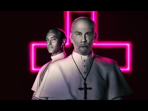 The New Pope | Drama Series | Trailer | Showmax