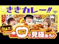 バラエティー vol.7  キンコンカンコン7時間目「ききカレー」