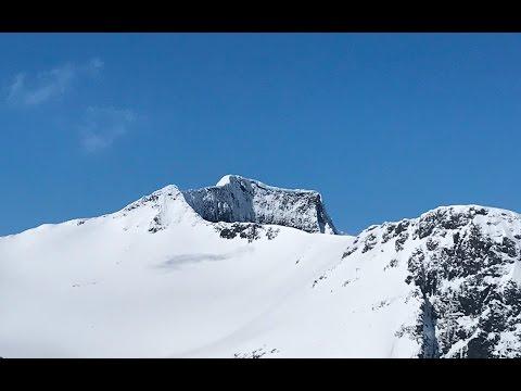 Syltraversen 20170501 Ski Mountaineering
