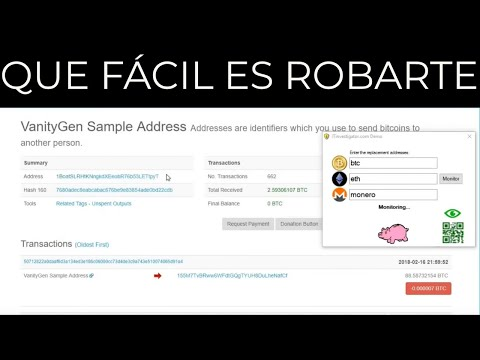 Como hackers roban bitcoin
